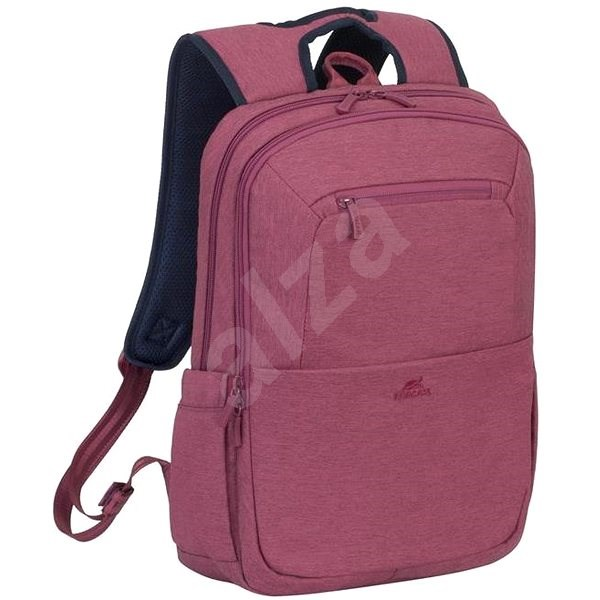 """RIVA CASE 7760 15.6"""", Red - Laptop Backpack"""