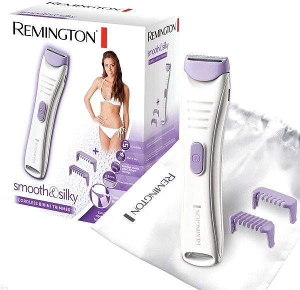 Remington BKT4000 Cordless Bikini Trimmer - Trimmer