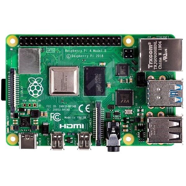 Raspberry Pi 4 Model B - 2GB RAM - Mini Computer