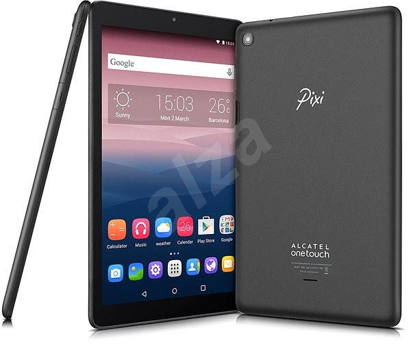 ALCATEL ONETOUCH PIXI 3 (10) WIFI Volcano Black - Tablet