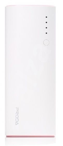REMAX sell the old Talk 12000mAh white-pink - Powerbank