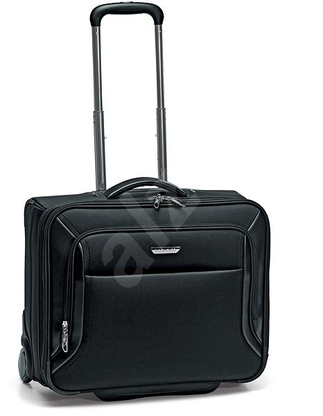 "RONCATO Biz 2.0 4121 15.6""-17"" Black - Laptop Bag"