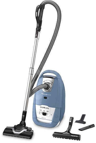 Rowenta RO7321EA Silence Force Parquet - Bagged vacuum cleaner