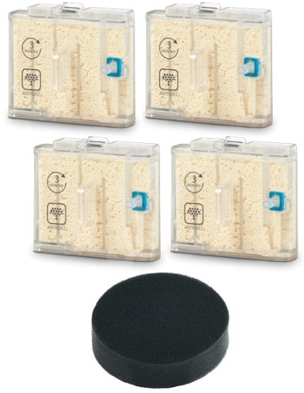 Rowenta ZR850001 Replacement Filter Kit for Clean & Steam Multi RY85 - Vacuum Filter