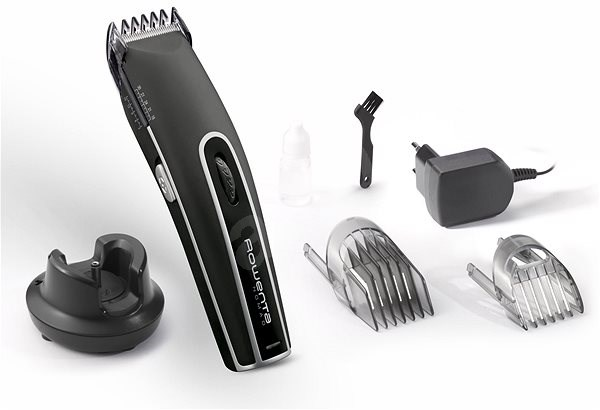 Rowenta New Nomad + Stand TN1410F0 - Hair Trimmer