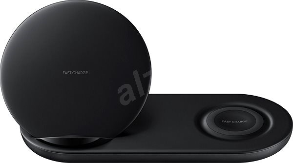 Samsung Wireless Charger Duo Black - Wireless charger
