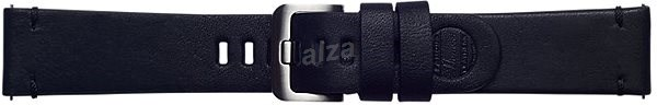 Galaxy Watch Braloba strap Classic Leather - Essex Black - Watch band