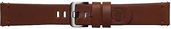 Galaxy Watch Braloba Strap Classic Leather - Essex Brown - Watch band