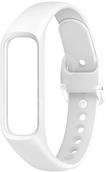 Samsung Strap for Galaxy Fit e White - Watch band