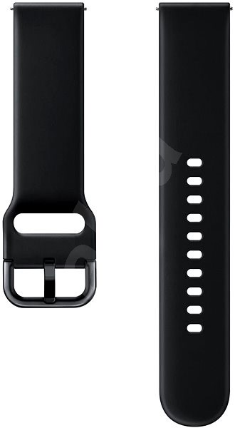 Samsung Strap for Galaxy Watch Active Black - Watch band