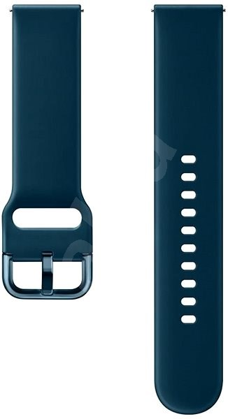 Samsung Strap for Galaxy Watch Active Green - Watch band