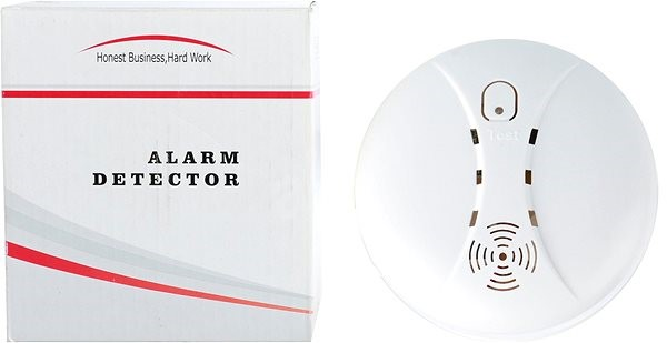 SAFE HOUSE LS-913WN - Smoke Detector