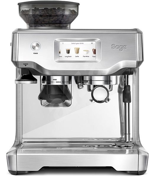 SAGE SES880BSS Espresso - Lever coffee machine
