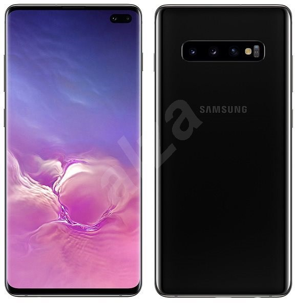 Samsung Galaxy S10 Dual SIM 512GB Black - Mobile Phone