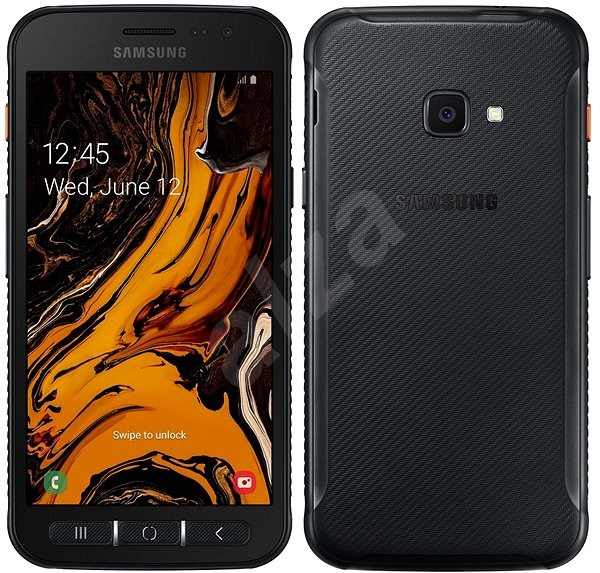 Samsung Galaxy Xcover 4S black - Mobile Phone