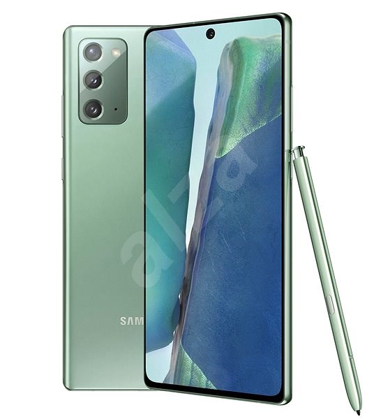 Samsung Galaxy Note 20 Green - Mobile Phone