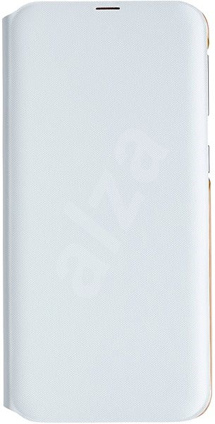 Samsung Flip Case for Galaxy A40 White - Mobile Phone Case