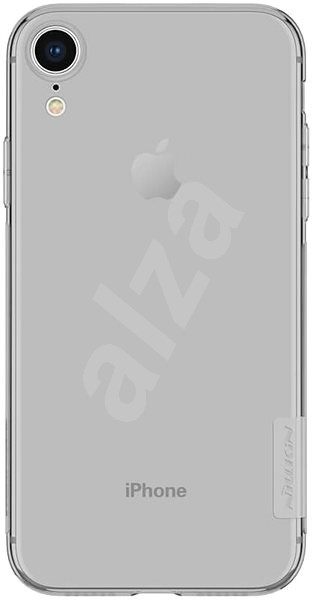 Nillkin Nature TPU for Apple iPhone XR Grey - Mobile Case