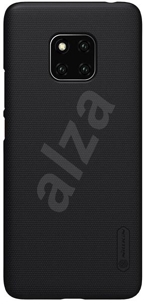 Nillkin Frosted for Huawei Mate 20 Pro Black - Mobile Case