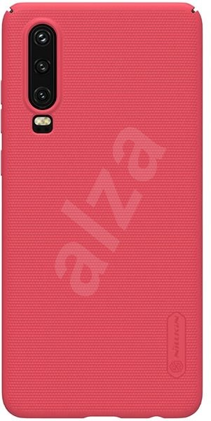 Nillkin Frosted for Huawei P30 Red - Mobile Case