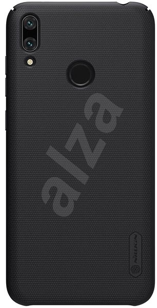 Nillkin Frosted for Huawei Y7 2019 Black - Mobile Case