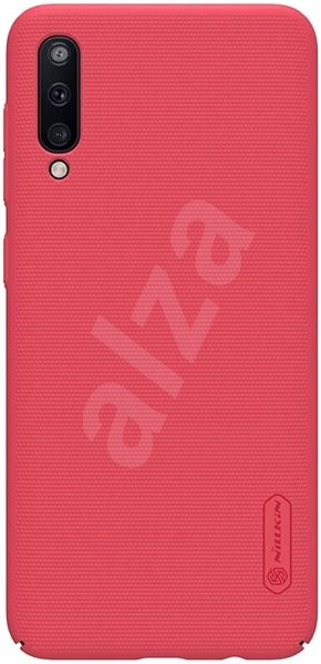 Nillkin Frosted Back Cover for Samsung A50 red - Mobile Case