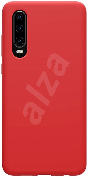 Nillkin Flex Pure for Huawei P30 red - Mobile Case
