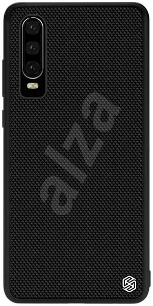 Nillkin Textured Hard Case for Huawei P30 Black - Mobile Case