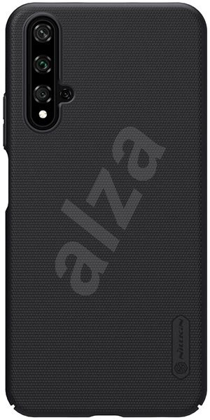 Nillkin Frosted Back Cover for Honor 20 Black - Mobile Case