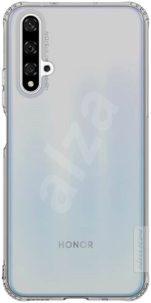Nillkin Nature Cover for Honor 20 Grey - Mobile Case