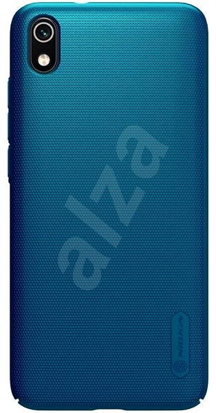 Nillkin Frosted Back Cover for Xiaomi Redmi 7A Blue - Mobile Case