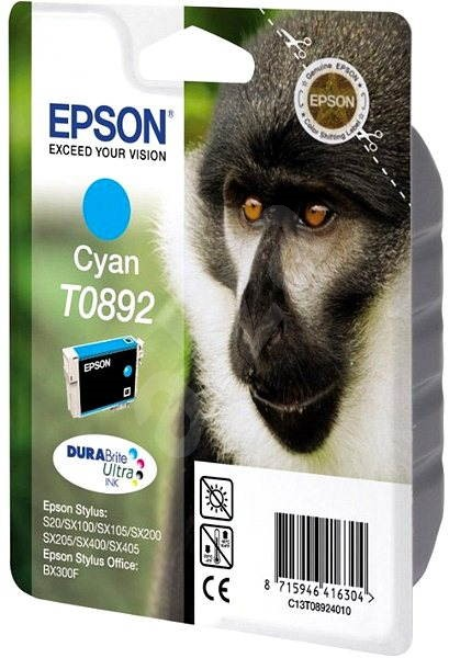 Epson T0892 cyan - Cartridge