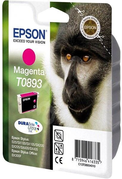 Epson T0893 Magenta - Cartridge