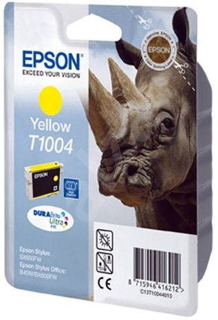 Epson T1004 Yellow - Cartridge