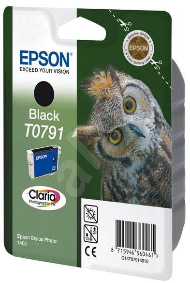 Epson T0791 black - Cartridge
