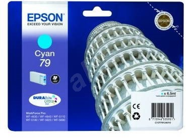 Epson C13T79124010 Cyan 79 - Cartridge