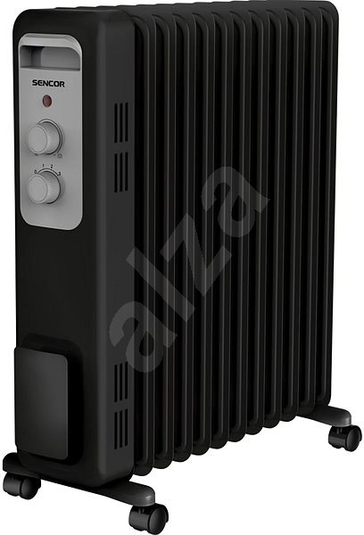 SENCOR SOH 3311BK - Electric Radiator