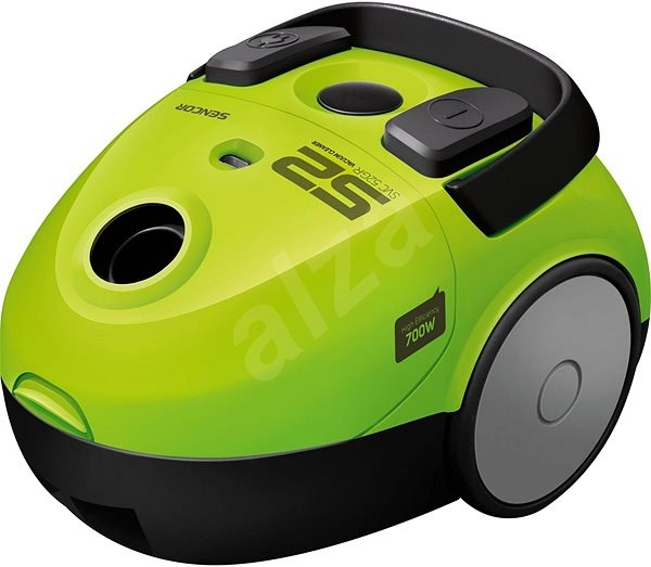 SENCOR SVC 52GR-EUE3 - Bagged vacuum cleaner