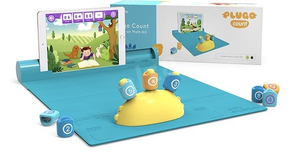 Shifu Plugo Count - Maths Game for Tablet - Interactive Toy