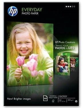 HP Everyday Photo Paper Glossy - Photo Paper