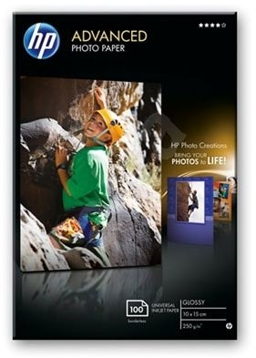 HP Advanced Photo Paper Glossy - Photo Paper