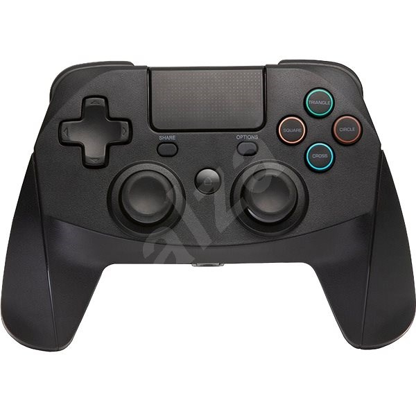 SNAKEBYTE GAME: PAD 4 S™ WIRELESS BLACK - Gamepad