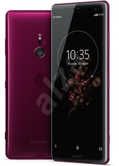 Sony Xperia XZ3 Red - Mobile Phone