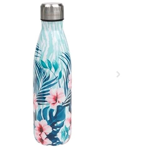 CAMBRIDGE TROPICAL HIBISCUS 500ML FLASK BOTTLE - Thermos