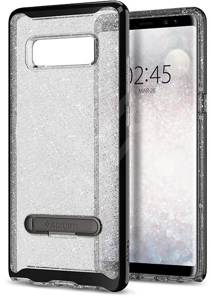 official photos 8c6aa ca9f4 Spigen Crystal Hybrid Glitter Space Samsung Galaxy Note 8 - Mobile ...
