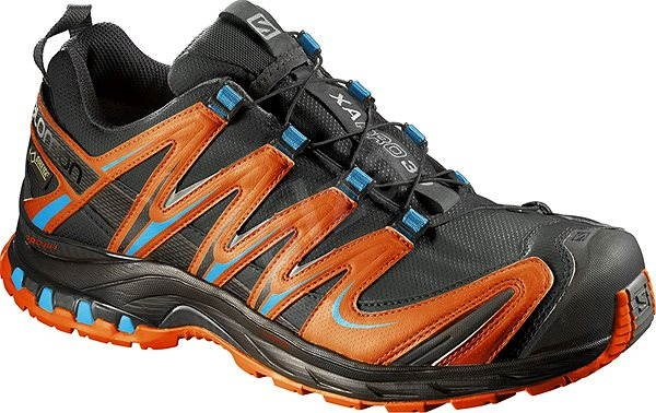 SALOMON XA PRO 3D GTX ORANGE ROT 400914 | Salomon Trail Running