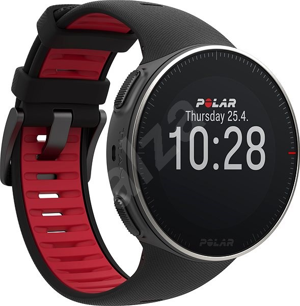 Polar Vantage In Titan Black - Smartwatch
