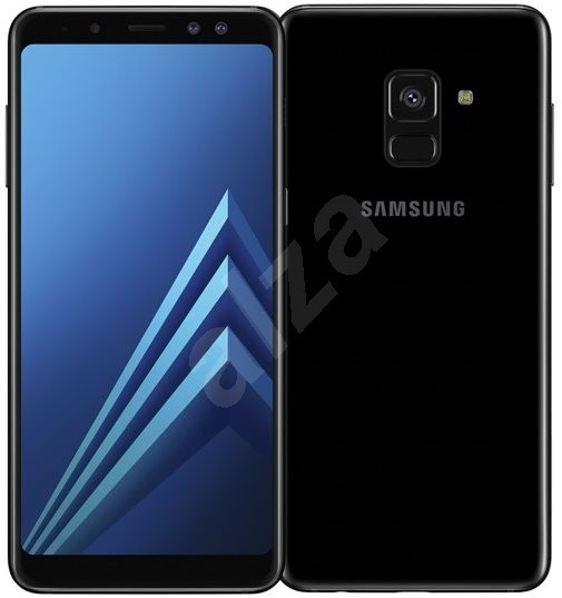 Samsung Galaxy A8 Duos Black