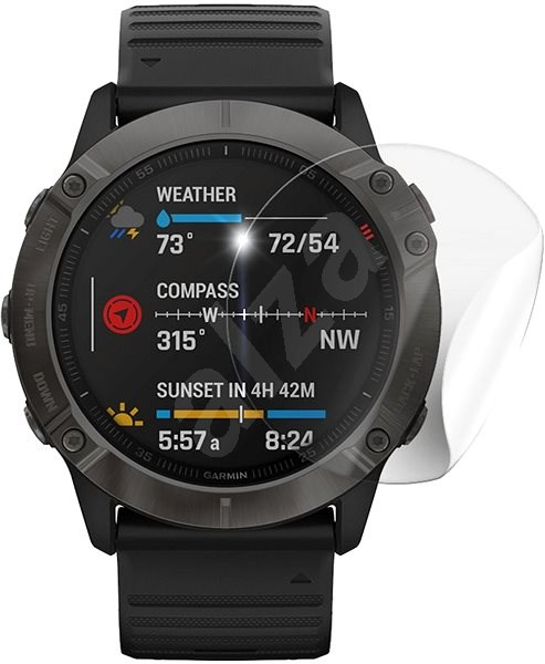 Screenshield GARMIN Fenix 6X for display - Screen Protector