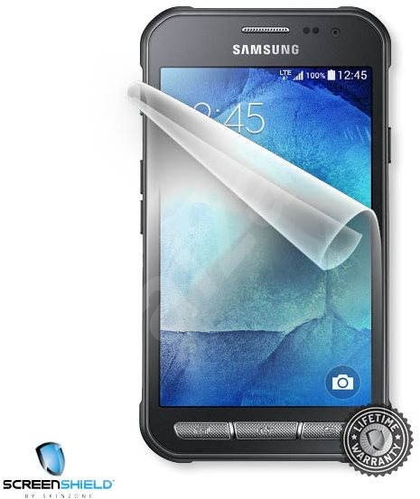 ScreenShield for Samsung Galaxy XCover 3 (G388) for the phone display - Screen protector